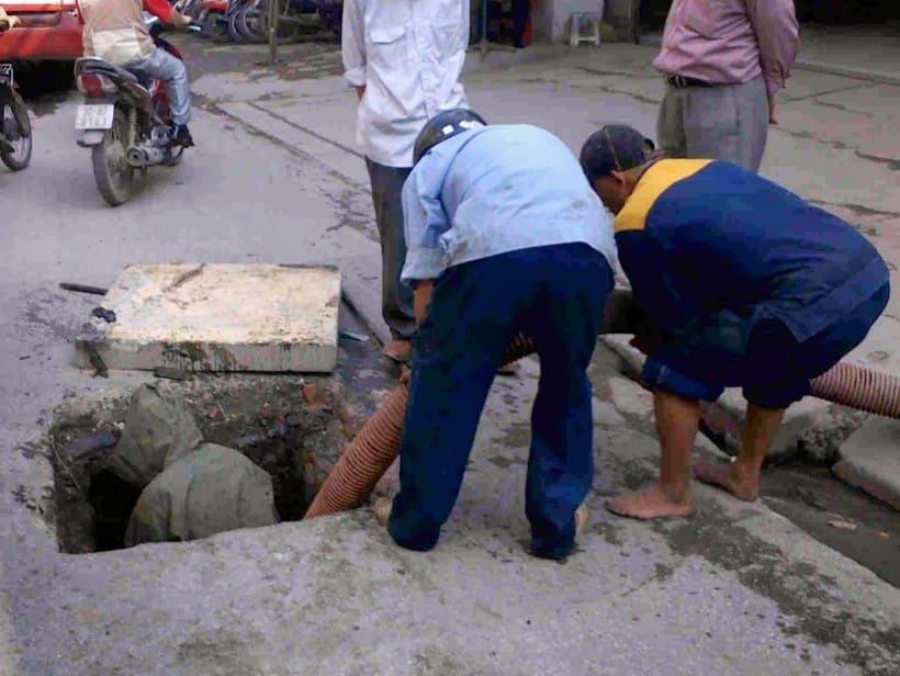 Thông cầu cống nghẹt quận Gò Vấp